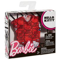 Barbie moda camiseta roja hello kitty - 24560317