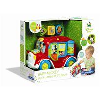 Baby disney autobus formas y colores - 06655258(1)