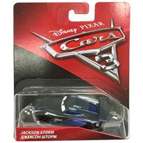 Coche cars jackson storm