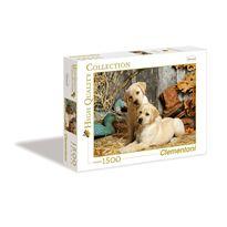 Puzzle 1500 perros de caza - 06631976
