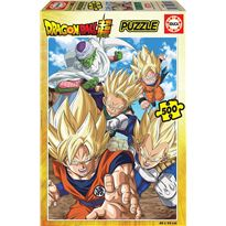Puzzle 500 dragon ball
