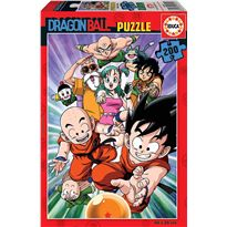 Puzzle 200 dragon ball fsc(r) - 04018215