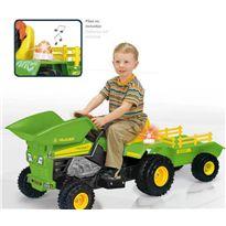 """Tractor """" dump trac"""" 6 v. con sirena"""