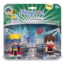 Pack 2 fig. pinypon action - 13006375