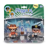Pack 2 fig. pinypon action - 13006376