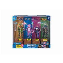 Fortnite- 4 figuras pack (squad mode core figura p - 23300623