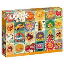 Puzzle 1000 chupa chups vintage
