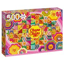 Puzzle 1000 chupa chups colourful