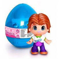 Pinypon huevo azul niño