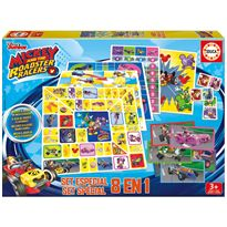 Set 8 en 1 superpilotos mickey - 04017225
