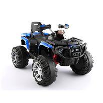 Quad maverick blue 12v. 2 motores, ruedas eva - 45304037