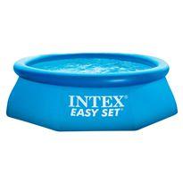 Set piscina 244x76 con depuradora 1250 l/h - 90728112