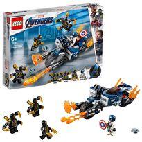 Super heroes - capitán américa: ataque de los outs - 22576123