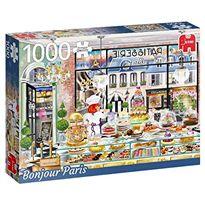 Puzzle 1000 bonjour paris
