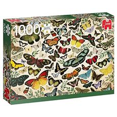 Puzzle 1000 butterfly poster