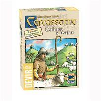 Carcassone colinas y ovejas - 04622693(1)