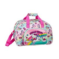 Bolsa deporte hello kitty candy unicorns