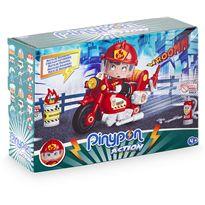 Pinypon action moto de bombero - 13006400