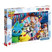 Puzzle 104 toy story 4 - 06627276