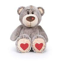 Famosa softies - oso de peluche de 54 cm bear love
