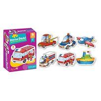 Puzzle vehiculo infantil - 97288060