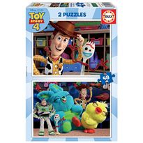 Puzzle 2 x 48 toy story - 04018106