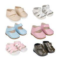 Zapatos para reborn 45cm (precio unidad) - 39406053