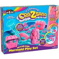 Crazsand marmaid playset