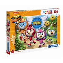 Puzzle 104 top wing