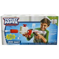 Pistola blaster toilet paper - 07461734