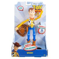 Toy story 4 woody luces y sonidos
