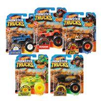Monster truck vehículo 1:64 (precio unidad)