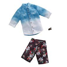 Moda ken pantalones hawaianos