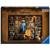 Puzzle 1000 principe juan villanos de disney - 26915024