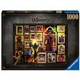 Puzzle 1000 jafar aladdin villanos de disney - 26915023