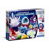 Laboratorio de cristales gigantes - 06655322