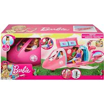 Avion de barbie con piloto - 24580744