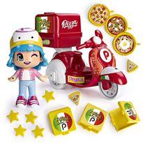 Pinypon moto de pizzeria