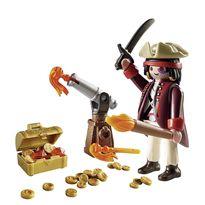 Pirata con cañón - 30009415