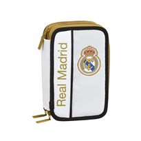 Plumier triple 41 pcs real madrid 1ª equ - 79135176