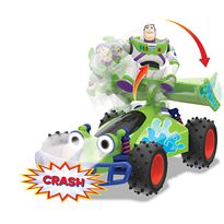 Toy story 4 buggy crash buzz radiocontrol 1:18 - 33355000