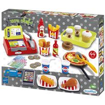 Caja registradora fast food - 33702595