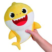 Baby shark peluche musical - 02592510