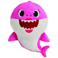 Baby shark peluche musical mommy shark - 02592512