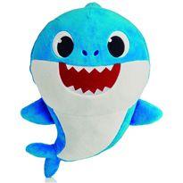 Baby shark peluche musical daddy shark - 02592513