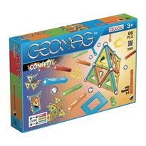 Geomag confetti 68 piezas - 23300355