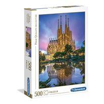 Puzzle 500 barcelona - 06635062