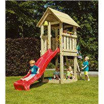 Torre kiosk br801101 /casa de madera