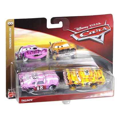 Cars pack de 2 vehiculos - 24555858