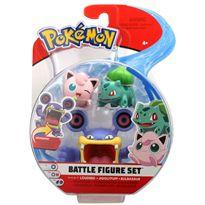 Pokemon multipack 3 figuras (modelos aleatorios) - 03507225